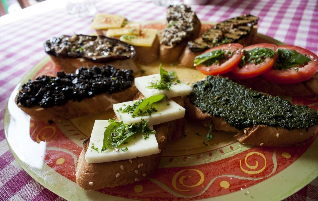 italian, food, bread